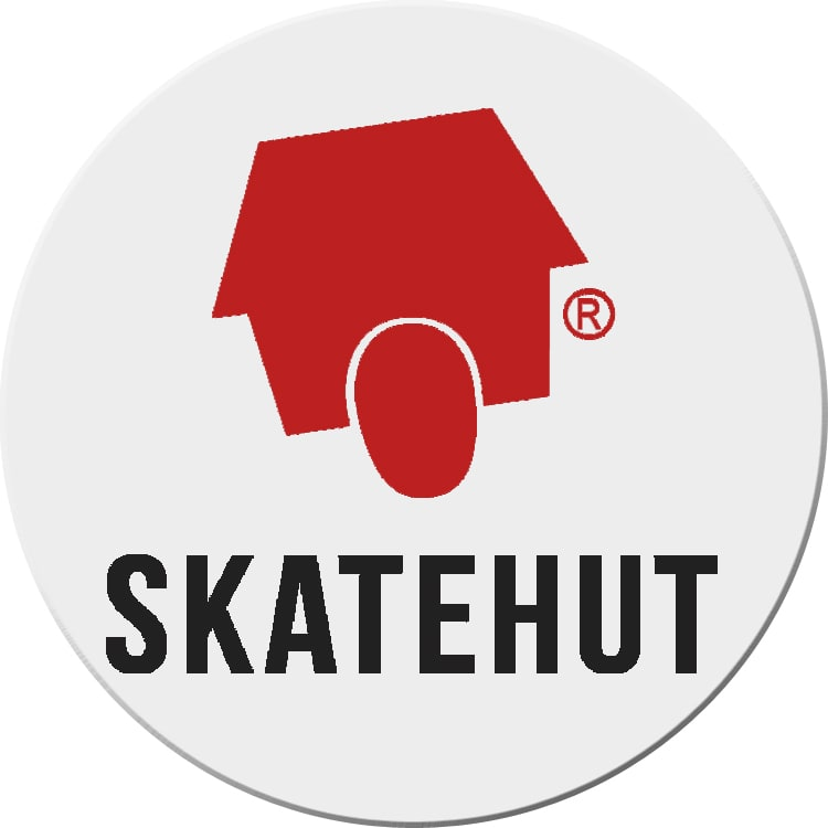 PopSockets Grip - SkateHut Logo - Red/White