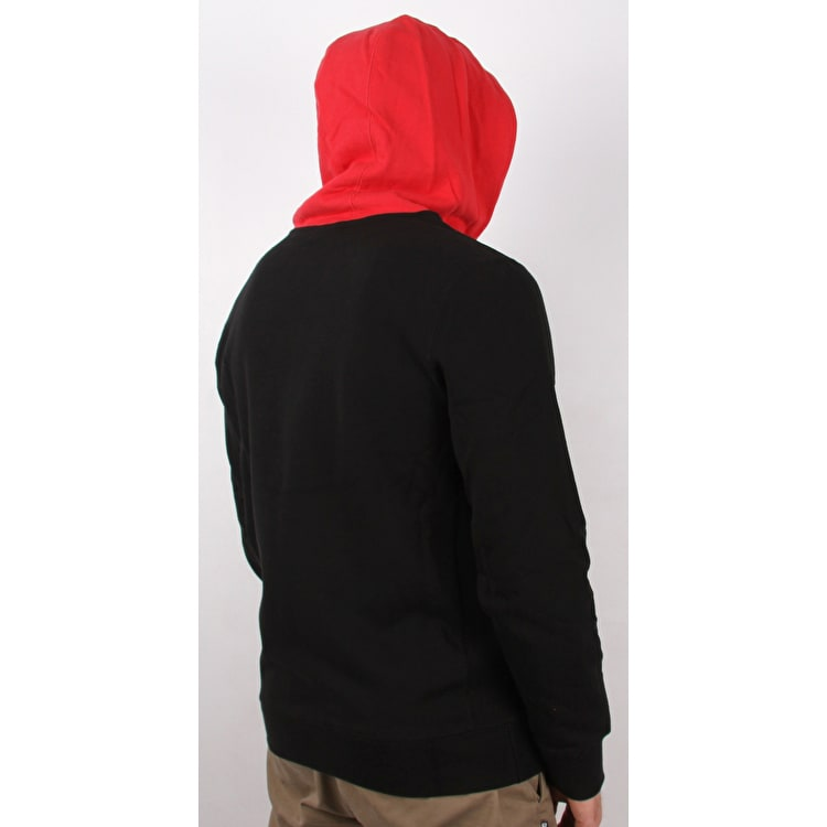 Huf Voyage French Terry Pullover Hoodie - Black