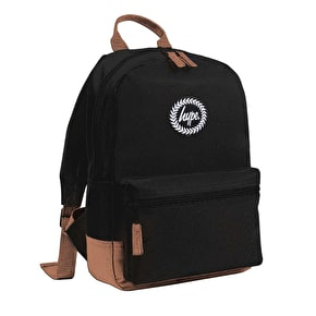 Hype Mini Backpack-Black/Tan