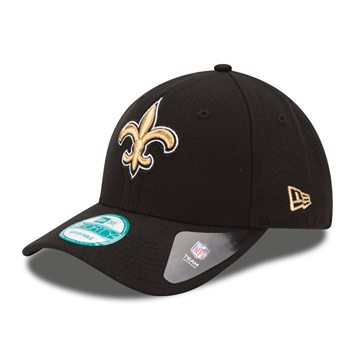 New Era New Orleans Saints NFL The League 9FORTY - Black