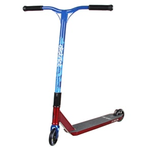 UrbanArtt Custom Scooter - Cheapshot Blue/Red