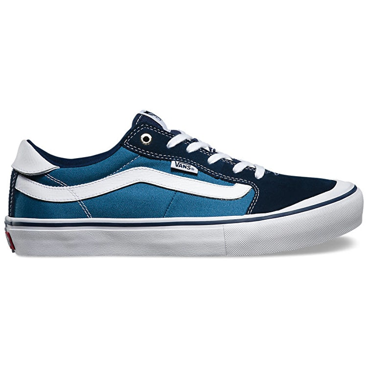 Vans Style 112 Pro Shoes - Navy/White