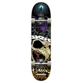Birdhouse Complete Skateboard - Crown Purple 8.125