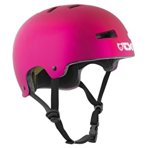 TSG Evolution Womens Purple/Pink Helmet