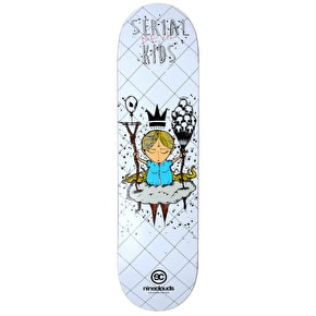Nineclouds Serial Kids Skateboard Deck - Erinho 8.25