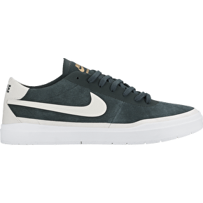 Nike SB Bruin Hyperfeel Skate Shoes - Seaweed/Summit White