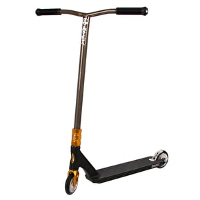 Apex Pro Custom Scooter - Black/Clear/Gold