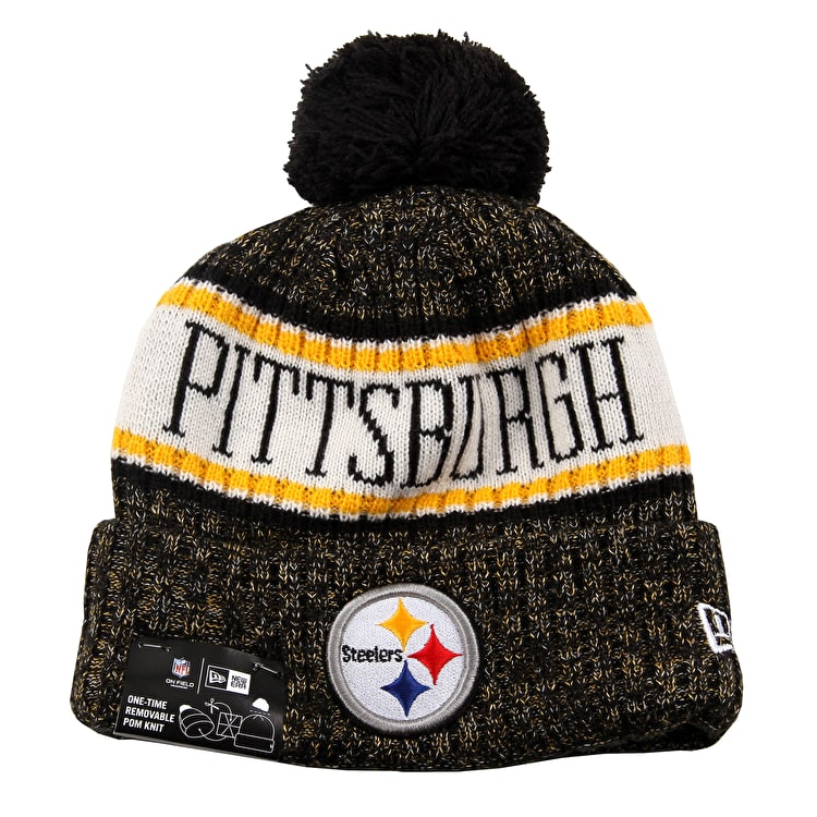 f43a1c6e0055ed ... bobble game knit 9fifty snapback hat black gold ddbc1 49b60; coupon  code for new era nfl sideline beanie 2018 pittsburgh steelers 7151e 7579a
