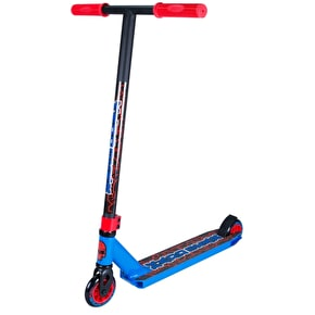 Madd Kick Pro X Complete Scooter - Blue/Red