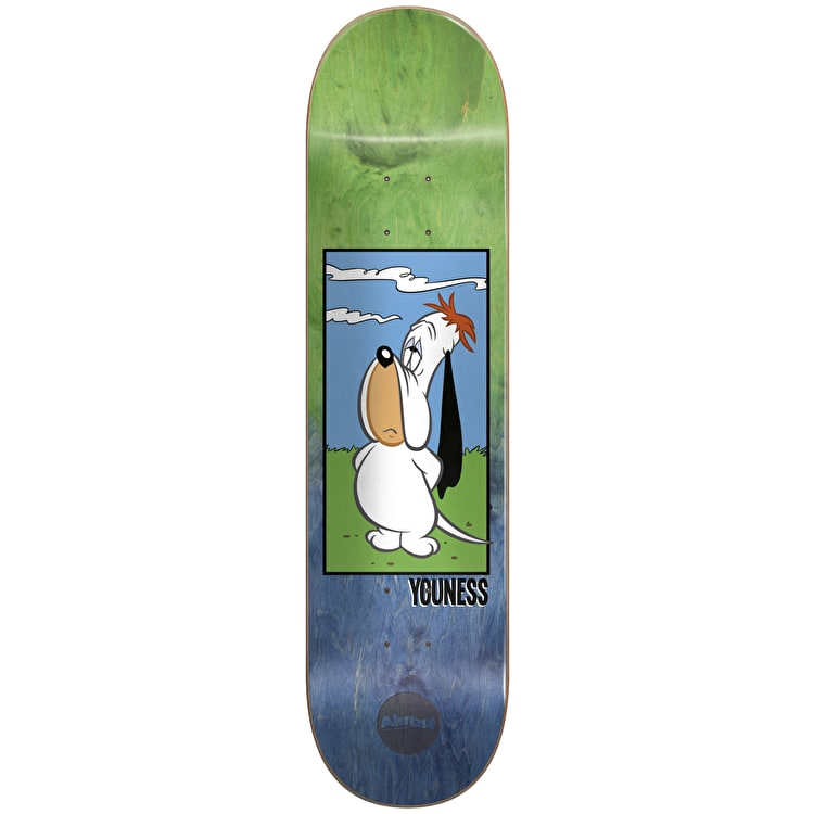 Almost Droopy Fade R7 Skateboard Deck - Youness 8.125""