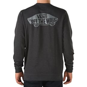 Vans Exposition Crewneck - Black/Heather