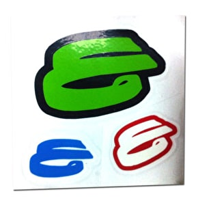 Elyts Stickers 3 Pack