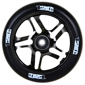 Blunt 120mm Scooter Wheel - Black/Chrome