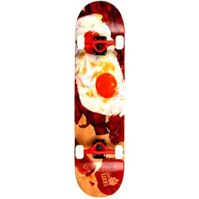 Skatehut Custom Skateboard - Bacon 'n' Eggs 8.0
