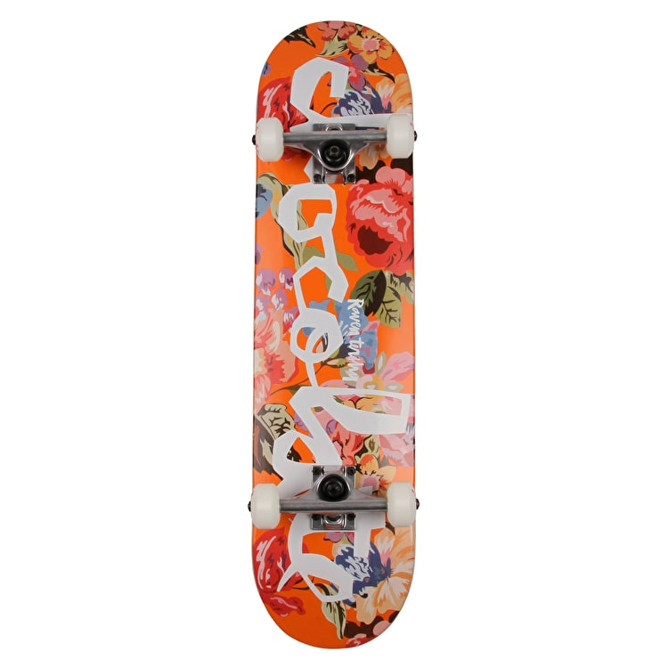 """Chocolate Floral Complete Skateboard - Tershy 7.75"""""""