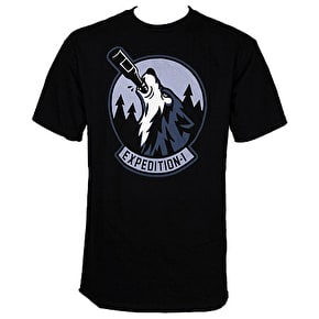 Expedition One Beerwolf T-Shirt - Brick