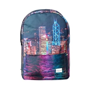 Spiral OG Backpack - Neon City