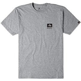 Emerica Brand Combo T shirt - Grey Heather