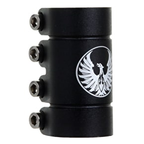 Phoenix Smooth SCS Clamp - Black