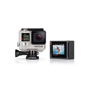 GoPro Hero4 - Silver Edition/Surf