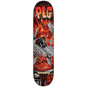 Darkstar Skateboard Deck - Crash R7 PLG 7.75