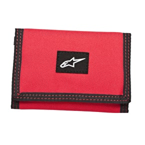 Alpinestars Friction Trifold Wallet - Red