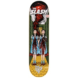 Deathwish Nightmare In Emerald Skateboard Deck - Slash 8.25