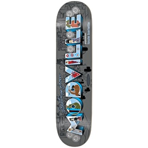 Enjoi Skateboard Deck - Welcome To R7 Barletta 8.25