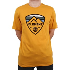 Element Guard T Shirt - Mineral Yellow