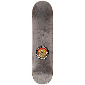 Almost Napping Caveman R7 Skateboard Deck - Haslam 8.375