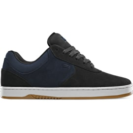 Etnies Joslin Skate Shoes - Black/Navy