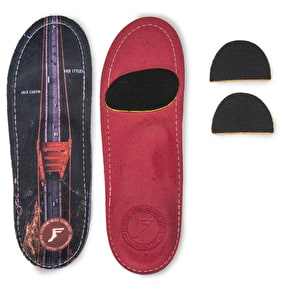 Footprint Gamechangers Orthotics 5mm Insoles - Van Styles x Curtin