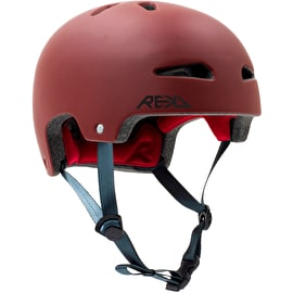 REKD Ultralite In-Mold Helmet - Red