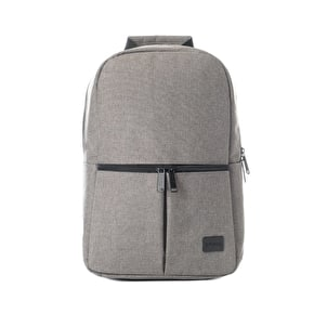 Spiral Hudson Backpack - Crosshatch Charcoal