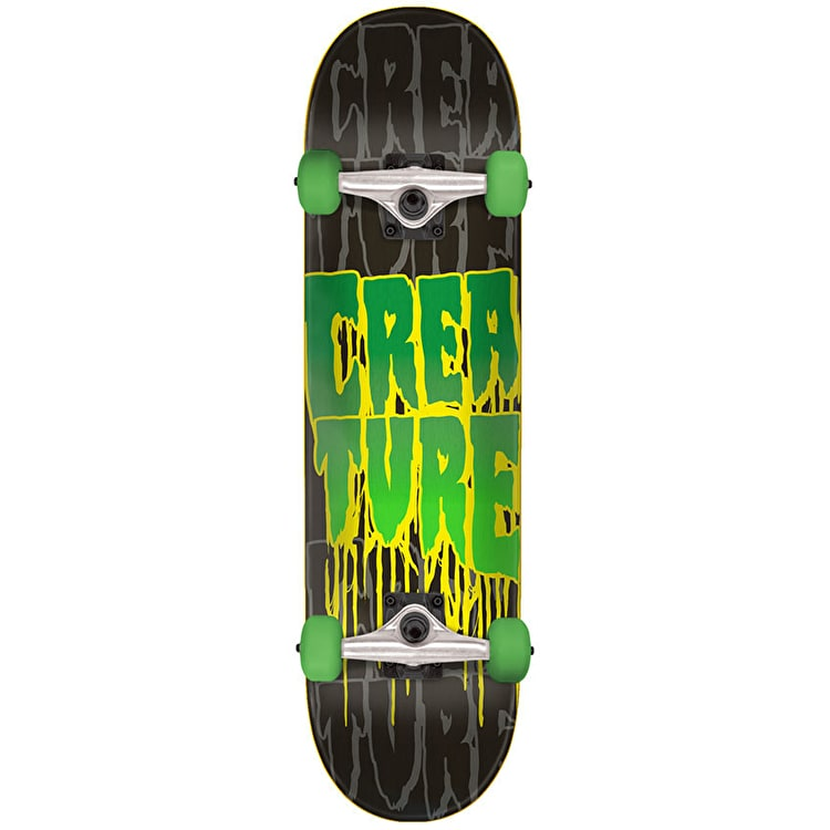 Creature Stacks Mini Complete Skateboard - 7.25""