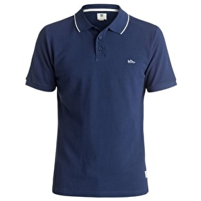 DC Milnor Polo Shirt - Summer Blues