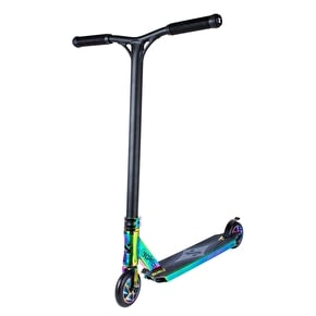 B-Stock Sacrifice Flyte 100 Complete Scooter - Neochrome (Cosmetic Damage)