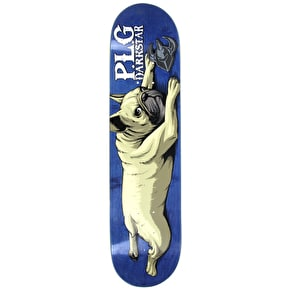 Darkstar Skateboard Deck - Bulldog R7 PLG 7.75