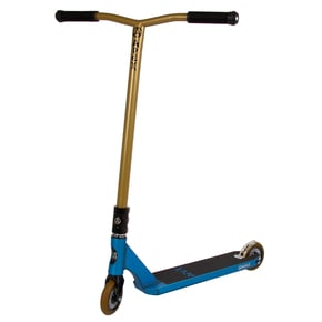 Apex Pro Custom Scooter - Turquoise/Gold