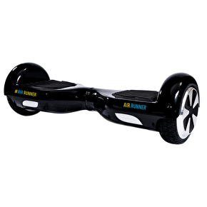 Air Runner Self Balancing Skateboard/Scooter - Black