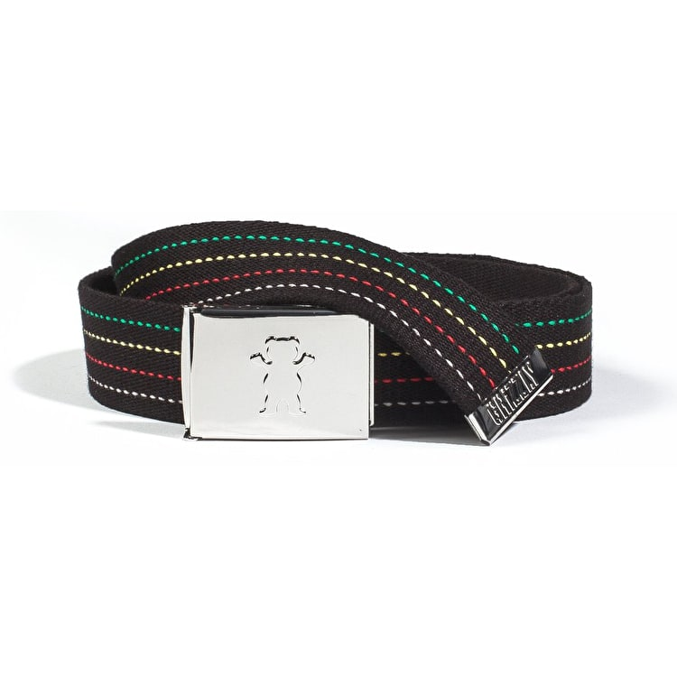 Grizzly OG Bear Scout Belt - Black