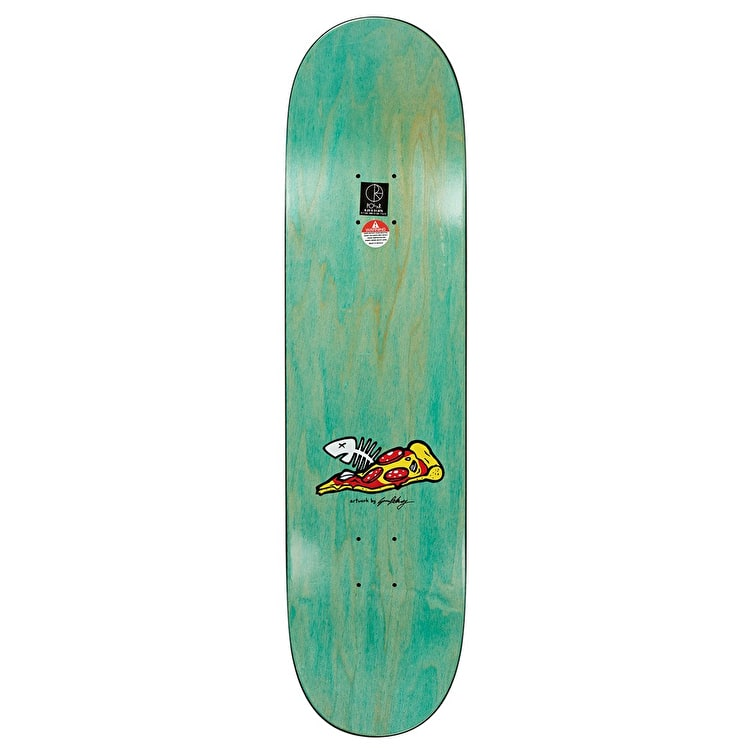 Polar Upside Down Skateboard Deck - Boserio 8.25""