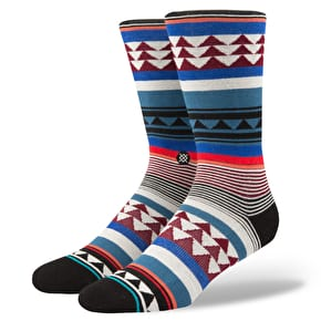 Stance Creek Socks - Grey
