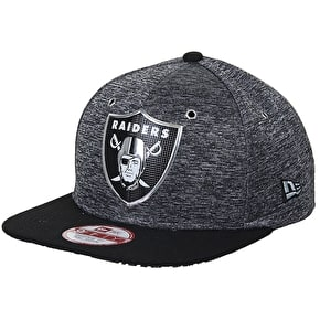 B-Stock New Era 9fifty NFL Draft Oakland Raiders Caps, Small / Medium (warped composition)