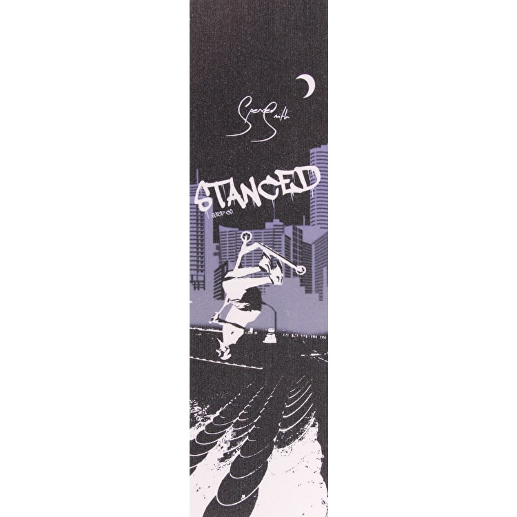 Stanced Signature Scooter Grip Tape - Spencer Smith