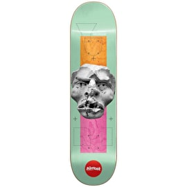 Almost Stone Head Impact Light - Yuri Facchini Skateboard Deck 8.375