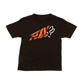 Fox kids Riptide T-Shirt - Black