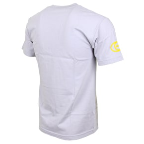 Gold Here To Stay T-Shirt - Silver