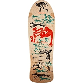 Bones Brigade Skateboard Deck - OG Future Primitive Mountain 9.94