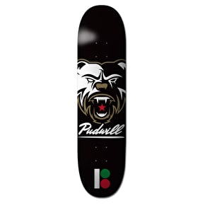 Plan B Mini Skateboard Deck - Bear Pudwill 7.75''